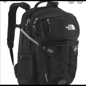 Black recon 31L  North Face backpack